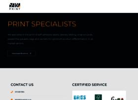 Javaprint.co.za thumbnail