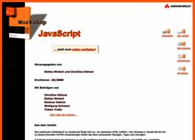 Javascript-workshop.de thumbnail