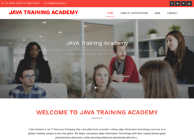 Javatrainingkerala.com thumbnail