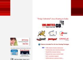 Javawebhosting.in thumbnail
