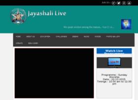 Jayashalilive.org thumbnail