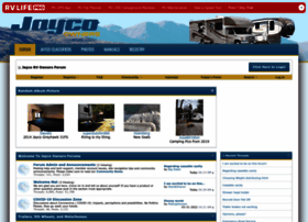 jaycoowners com at WI  Jayco RV Owners Forum