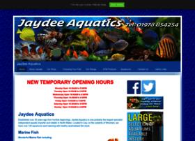 Jaydeeaquatics.co.uk thumbnail