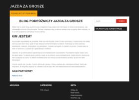 Jazdazagrosze.pl thumbnail