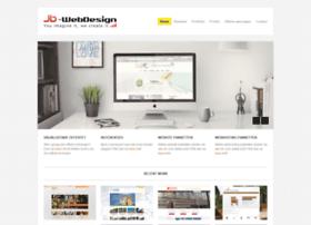 Jb-webdesign.nl thumbnail