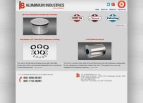 Jbaluminium.com thumbnail