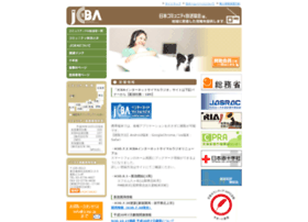 Jcba.jp thumbnail