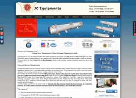 Jcequipments.in thumbnail