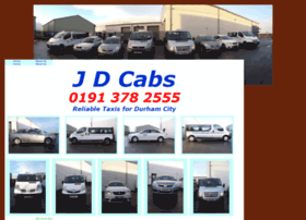 Jdcabs.co.uk thumbnail