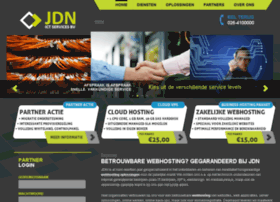 Jdnhost.nl thumbnail