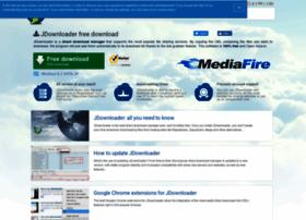 jdownloader com at WI  JDownloader com | The best free download