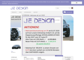 Je-design.de thumbnail