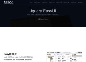 Jeasyui.net thumbnail