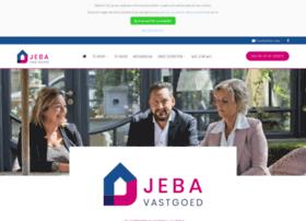 Jeba-vastgoed.be thumbnail