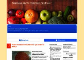 Jedzzdrowo.pl thumbnail