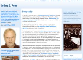 Jeffreybperry.net thumbnail