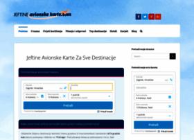 Avionske Karte.Jeftineavionskekarte Com At Wi Jeftine Avionske Karte