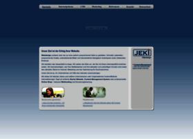 Jeki-webdesign.de thumbnail