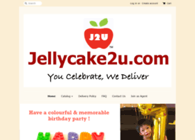 Jellycakehouse.com thumbnail