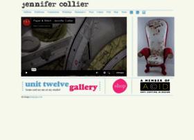 Jennifercollier.co.uk thumbnail