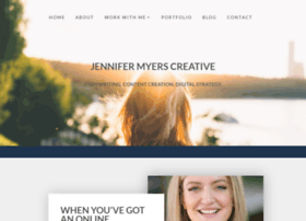 Jennifermyers.net thumbnail