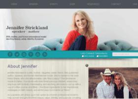 Jenniferstrickland.net thumbnail