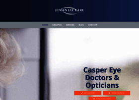 Jenseneyecare.net thumbnail