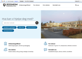 Jessheim.vgs.no thumbnail