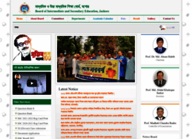 Jessoreboard.gov.bd thumbnail
