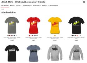 Jesus-shirt.spreadshirt.de thumbnail