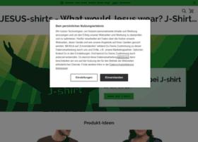 Jesus-shirts.net thumbnail