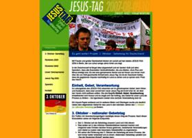 Jesus-tag.de thumbnail