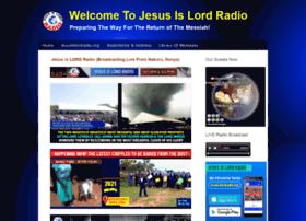 Jesusislordradio.info thumbnail