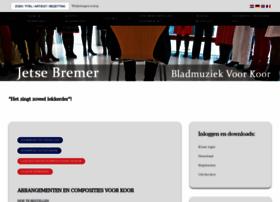 Jetsebremer.nl thumbnail