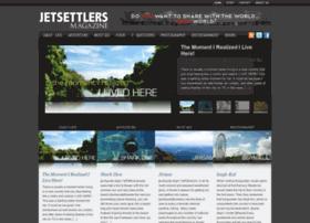 Jetsettlersmag.com thumbnail