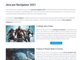 Jeuxnavigateur-2020.fr thumbnail