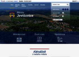 Jevisovice.cz thumbnail