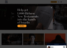Jewsforjesus.org thumbnail