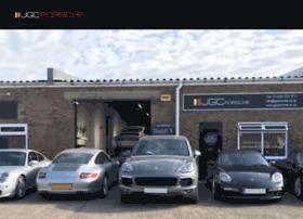 Jgcporsche.co.uk thumbnail
