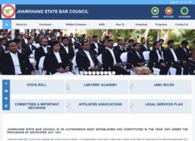 Jharkhandstatebarcouncil.org thumbnail