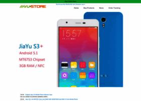 Jiayu-store.com thumbnail
