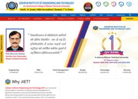 Jietjodhpur.com thumbnail