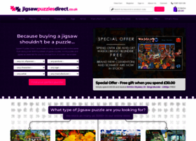 Jigsawpuzzlesdirect.co.uk thumbnail