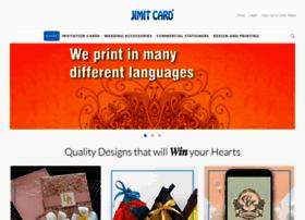 Jimitcard.com thumbnail