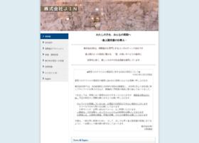 Jincorp.jp thumbnail