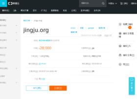 Jingju.org thumbnail