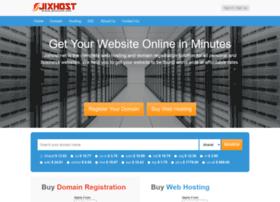 Jixhost.net thumbnail