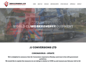 Jjconversions.co.uk thumbnail