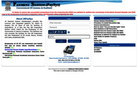 Jkpaysys.gov.in thumbnail