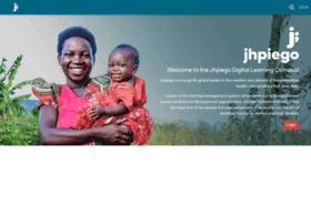 Jlearn.jhpiego.org thumbnail